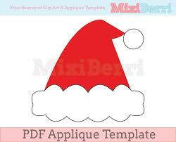 christmas party hat template 2017 best template examples inside