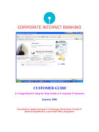 cinb customer guide online banking debits and credits