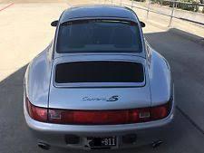 97 porsche 911 for sale porsche 993 ebay