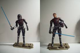 star wars clone wars obi wan kenobi in mandalorian armor