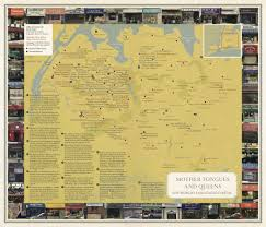 Alfred New York Map by Map Shows The Astounding Number Of Languages Spoken In Queens