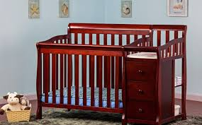cribs laudable delta baby crib with changing table riveting