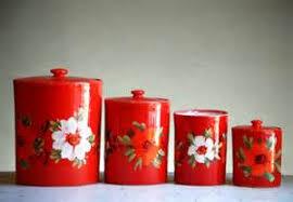 italian kitchen canisters vintage italian kitchen canisters kitchen storage bright italian