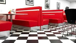 Checkerboard Vinyl Floor Tiles by Flooring Ideas Bathroom Design With Freestanding Bathtub And Dark