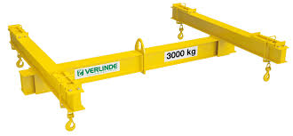 h shaped spreader beam adjustable pal series verlinde