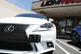 jdm lexus is350 amazon com ijdmtoy jdm style front bumper tow hole adapter