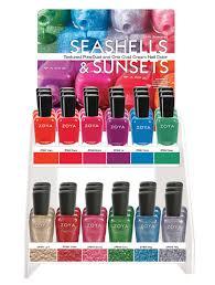 nail a college drop out zoya seashells u0026 sunsets press release