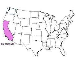california map in us us map california state california thempfa org