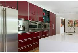 kitchen cabinets carcass red high gloss kitchen cabinets plywood carcass on aliexpress com