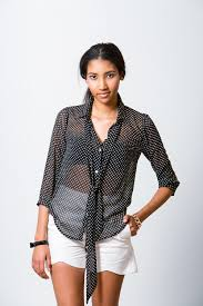 blouses with bows bow blouse pattern runway