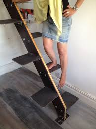 plans for alternating tread stairs google search stairs