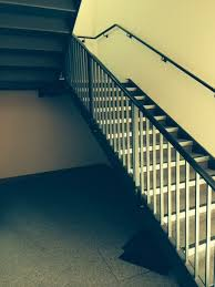 Plastic Handrail Edmonton Primary
