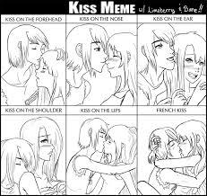 Author Meme - kiss meme lb x bane plus author s note by moonlightsiieda on