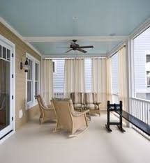 hunting for haint blue porch ceilings in charleston via haskell