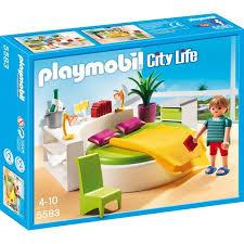 chambre parents playmobil playmobil 5583 chambre avec lit rond achat vente univers