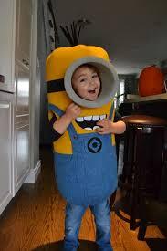 Toddler Minion Costume Minion Costume