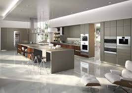 meubles cuisine design cuisine contemporaine moderne chic urbaine c t maison et design