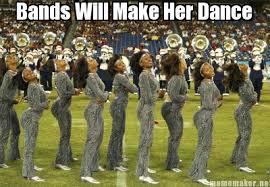 Bands Will Make Her Dance Meme - meme maker bands will make her dance generator