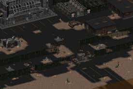 Fallout 2 World Map by Sierra Army Depot Fallout Wiki Fandom Powered By Wikia