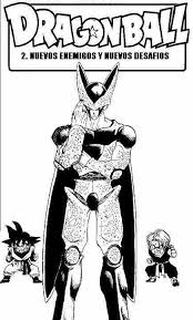 dragon ball fan manga dragon ball fan manga db fan comics