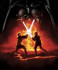 star wars murals wallpapers group 52 star wars lava fight 2 wall mural photo wallpaper photowall