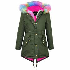 Bench Boys Coats Girls U0027 Outerwear Amazon Co Uk