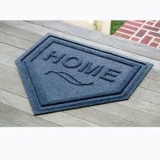 Geek Doormat Water Guard Home Plate Mat Entry Door Mat