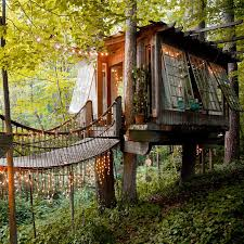 Tree House Home by The Exotic Treehouse Getaway In Georgia Good Sh T Ozy
