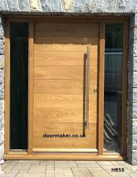 Oak Exterior Doors Wooden Front Doors For Homes Inspirati Oak Exterior Front Doors Hfer