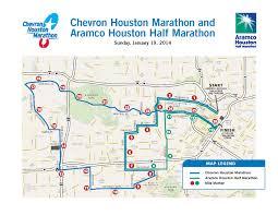 Maps Houston Houston Marathon Map Indiana Map