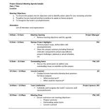 meeting minutes template doc agenda in word and masir