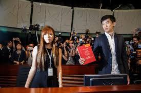 Seeking Hong Kong Hong Kong Rebel Lawmakers In Court Oath Battle