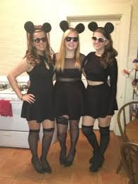 3 Blind Mice Costume Three Blind Mice Easy And Hilarious Costume Halloween
