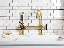 kitchen faucet gold kitchen faucet in striking popular gold