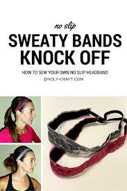no slip headbands sweaty bands knock olympics style teodoro