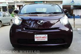 toyota iq car price in pakistan toyota iq 100x 2 seater 2013 for sale in karachi pakwheels