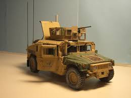 humvee drawing ettore galasso models m1151