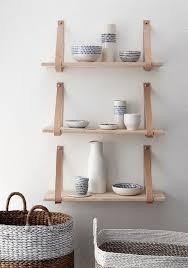 best 25 leather strap shelves ideas on pinterest easy shelves