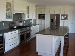 Modern Kitchens With White Cabinets White Cabinets Antiqued Silver Sea Green Modern Kitchen
