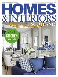 homey design home and interiors scotland scottish homes and