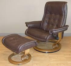 Brown Leather Recliner Stressless Royal Medium Royalin Dark Brown Leather Recliner Chair