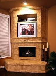 Corner Electric Fireplace Stone Corner Electric Fireplace U2013 Bowbox