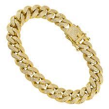 cuban link bracelet men images Cuban link bracelets cuban bracelets avianne co jpg