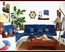 Nautical Appearance Living Room Nautical Living Room Ideas Interior Decoration And
