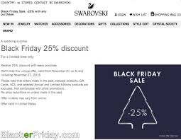 tiffany and co black friday sale swarovski black friday 2017 sale u0026 deals blacker friday