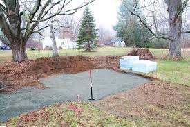 How To Make Patio How To Build A Paver Patio With A Built In Fire Pit