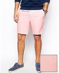 what goes with pink men s pink shorts by asos men s fashion