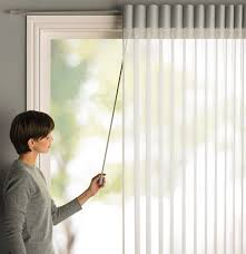 Window Treatments For Sliding Glass Doors With Vertical Blinds - 36 best hunter douglas luminettes images on pinterest window