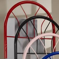 Twin Iron Headboard by Coaster Youth Beds Twin Red Metal Headboard Coaster Fine Furniture