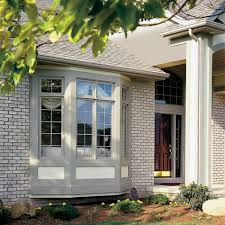 vinyl bay windows decor window ideas